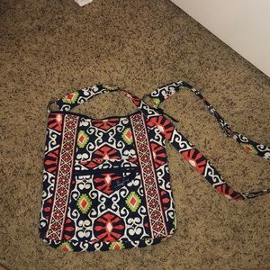Vera Bradley Iconic Hipster Bag RETIRED PRINT